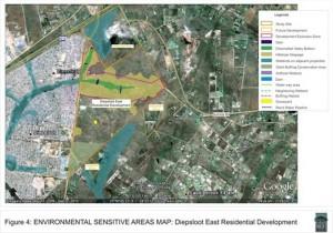 Environmental Areas Map